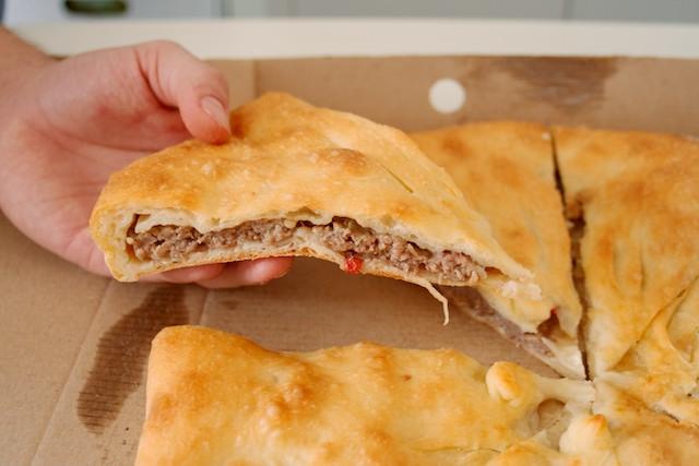 Осетинский пирог с фаршем рецепт