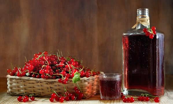 рецепты из красной смородины выпечка