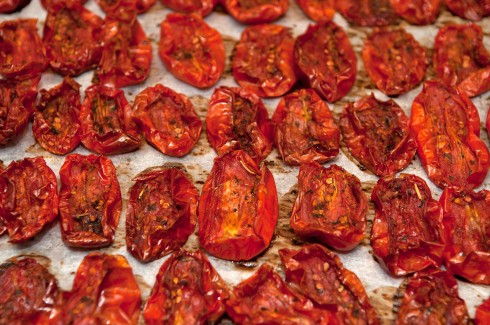 Вяление томатов в домашних условиях