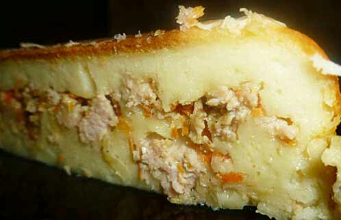 Пирог мясной в мультиварке на скорую руку рецепты