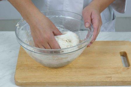 Как приготовить тесто из муки и воды