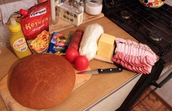Как приготовить ужин из обычных продуктов