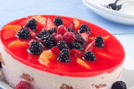 Фото торт экзотика каталог