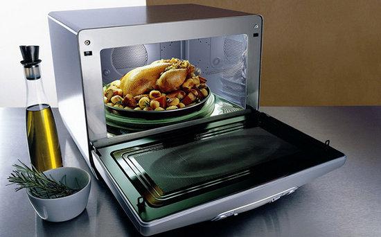 Как из микроволновки сделать духовку