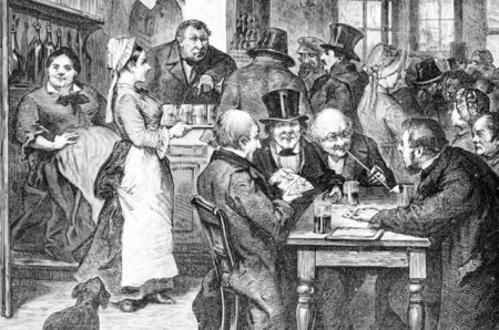 Пьяная жизнь. Что пили в Европе до того, как появился чай