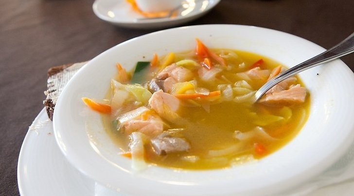 Быстро приготовить суп во сне — предвещает, что вы смело и удачно будете распоряжаться своей судьбой.