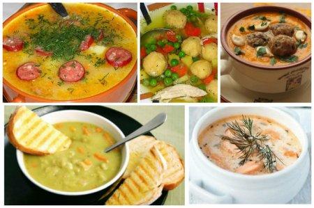 10 необычных и несложных первых блюд