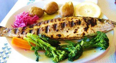 Рыба на гриле: 5 самых популярных  рецептов