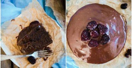 Вкусный рецепт шоколадного торта