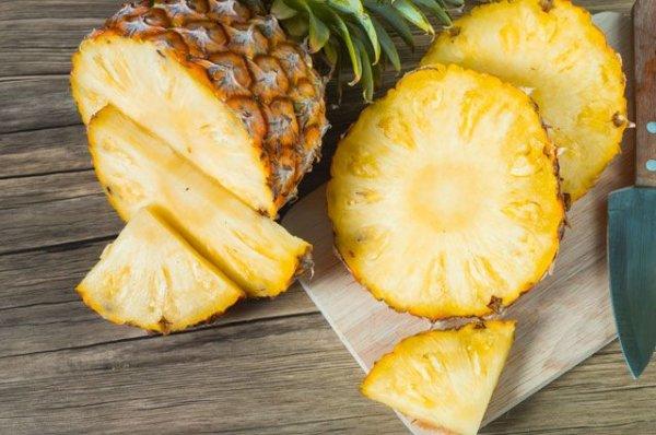 Как выбрать зрелый ананас