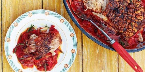 10 оригинальных рецептов из свинины от Джейми Оливера