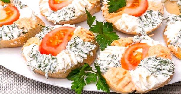 Изумительные с виду, потрясающие на вкус! Бутерброды на Новый год