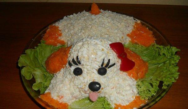 Новогоднее меню на 2018 год Земляной Собаки. Рецепты для праздничного стола