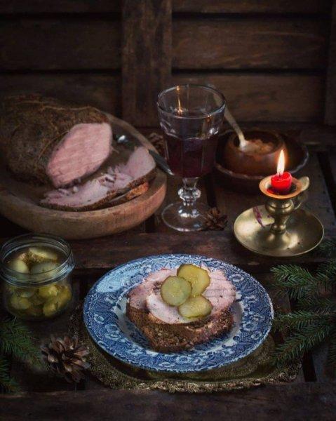 Запеченная телятина на праздничный стол