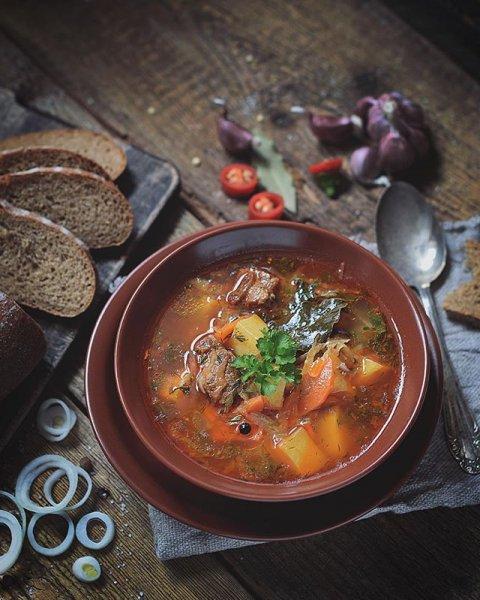 Три рецепта вкусных супов для семейного обеда
