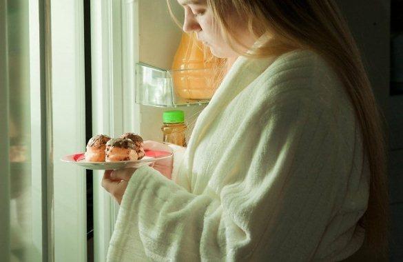 Несколько советов,как перестать наедаться на ночь