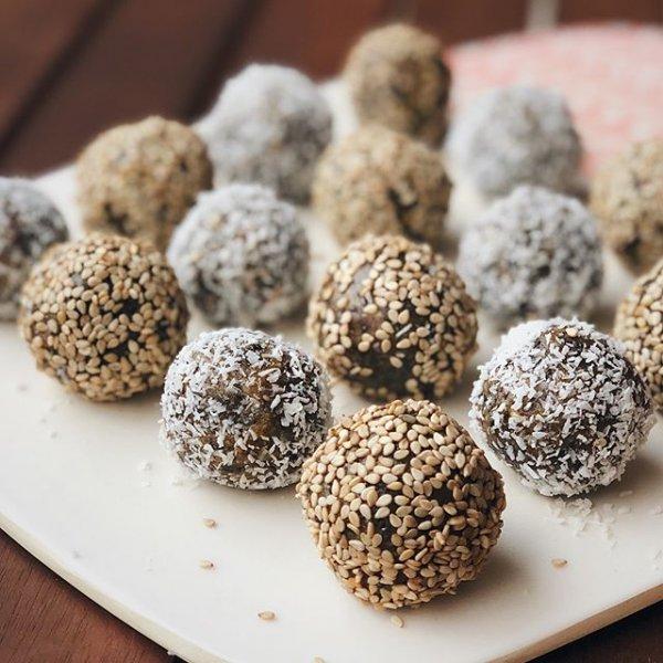 Постные шоколадные конфеты.(5 рецептов)