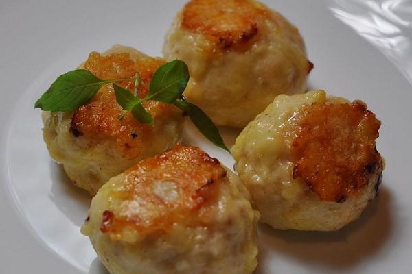Аппетитные котлеты с сыром в духовке.3 рецепта вкусных котлет.