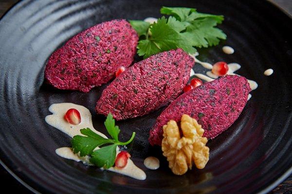 Три рецепта грузинских блюд из овощей