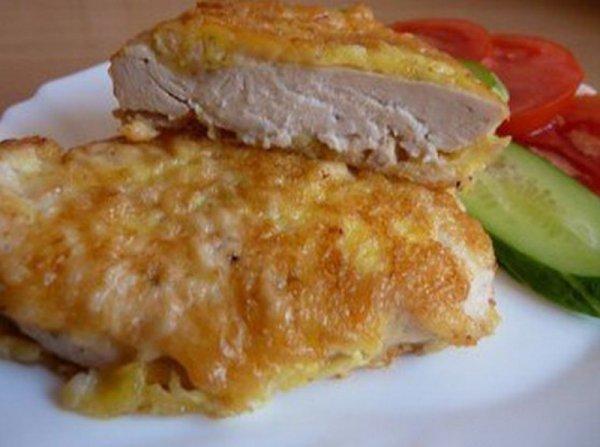 10 рецептов самых кусных блюд из куриного филе