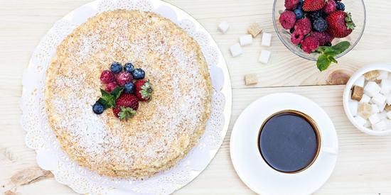 Как приготовить торт без выпечки.10 рецептов,которые не отличишь от печёных.