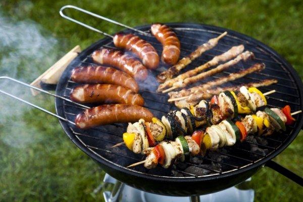Какие блюда можно приготовить на природе.Советы для пикника.