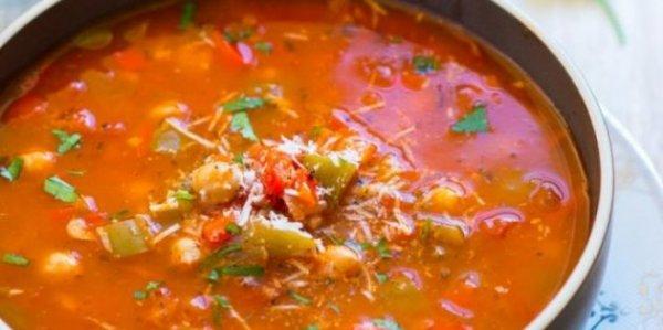 10 рецептов ароматных и очень сытных овощных супов