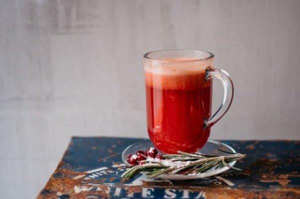 Как приготовить полезный тыквенный чай