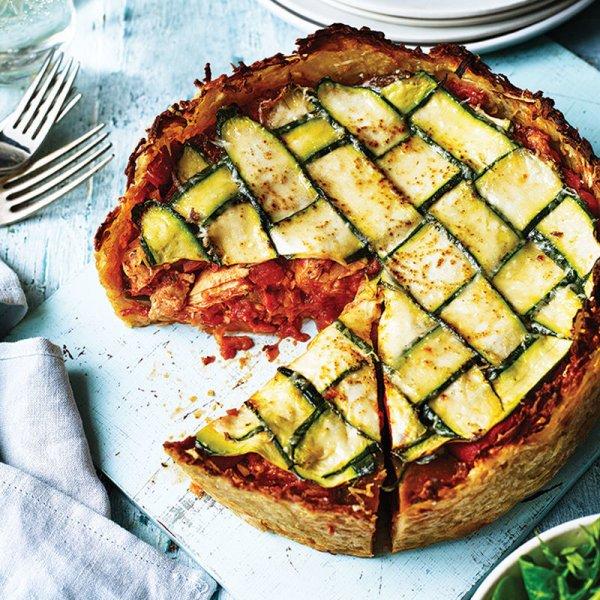 Простое итальянское блюдо:Скьяччатина