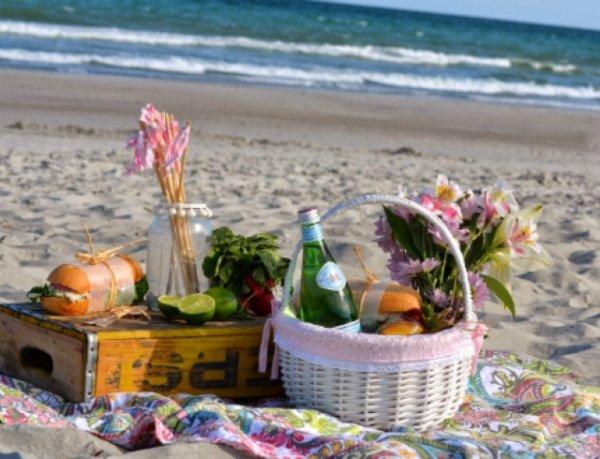 Простые и аппетитные закуски,которые можно взять с собой на пляж