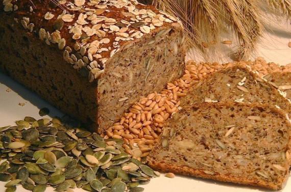 Как испечь дома ароматный цельнозерновой хлеб