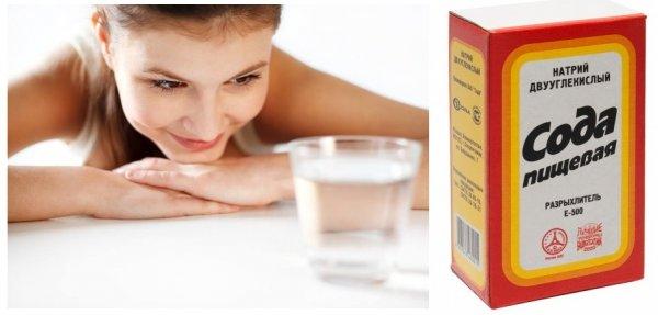 Полезно или вредно пить соду?