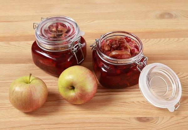 Неповторимый вкус яблочного варенья. 2 секретных ингредиента.(Фоторецепт)