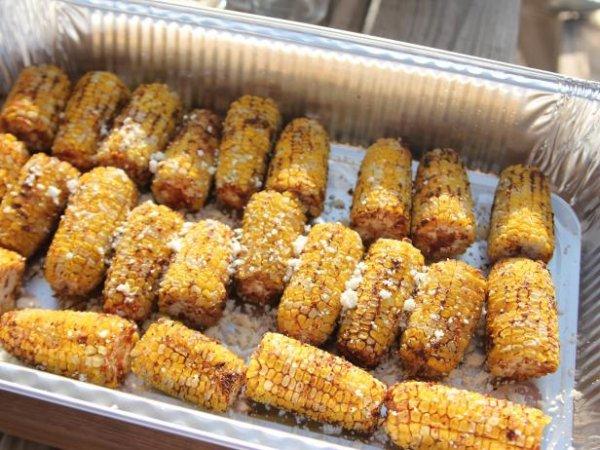 Что приготовить с самым солнечным злаком: кукурузой.(5 полезных рецептов)