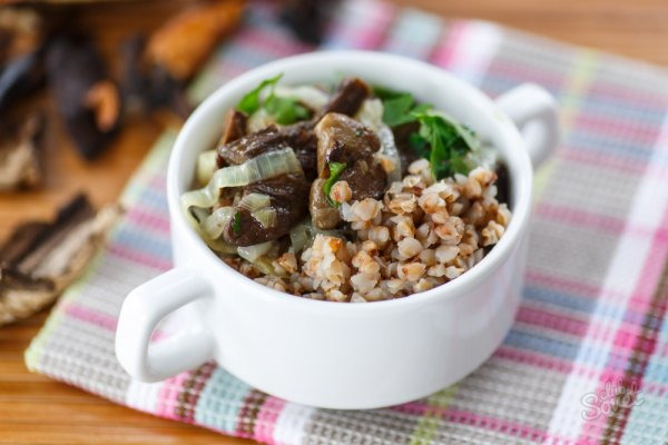 Какие блюда приготовить с белыми грибами.(Три вкусных рецепта)