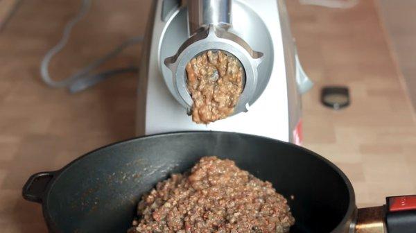 Как приготовить вкусную грибную икру для бутербродов или на гарнир.