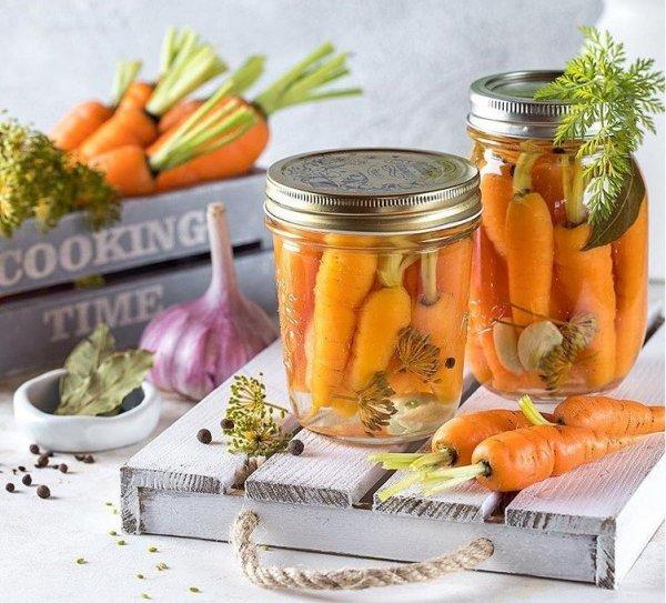 Заготовка на зиму из сезонных овощей и ягод. 4 очень вкусных рецепта.