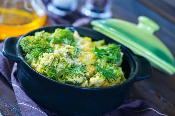 Какую овощную запеканку приготовить для детей.