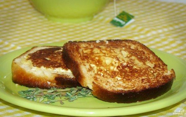 Как приготовить быстро на сковороде, вкусные бутерброды с начинкой на завтрак