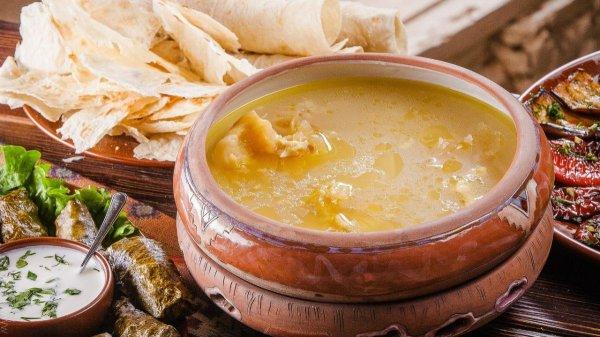Как приготовить просто, вкусно и быстро: Хаш. (Национальное  блюдо армянской кухни)