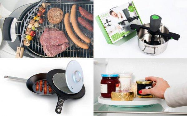 7 полезных гаджетов на кухне. Оригинальные и полезные новинки