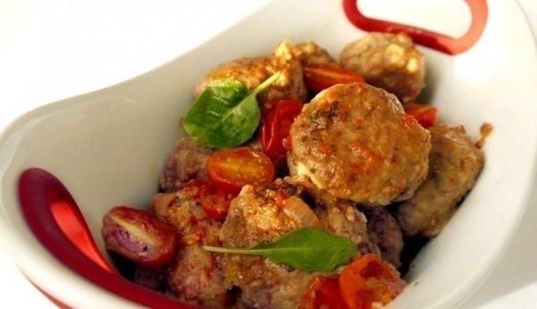 Как приготовить вкусный и быстрый ужин из мяса индейки.