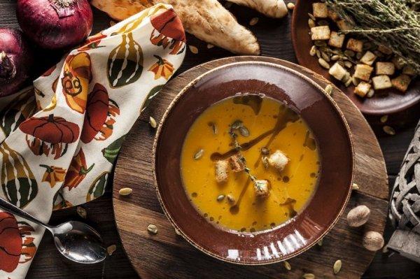 5 самых осенних, восхитительных рецептов крем-супов от лучших шеф-поваров