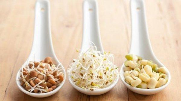 Проросшие зерна помогут похудеть,миф или правда?