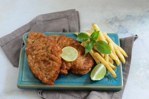 Как приготовить самое популярное  во всём мире блюдо: куриный шницель.(Фоторецепт)