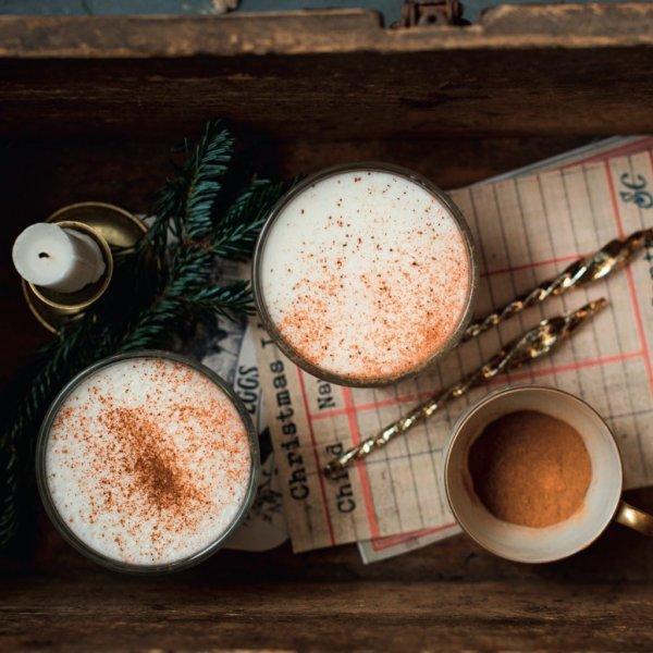 5 вкусных напитков для зимних праздников