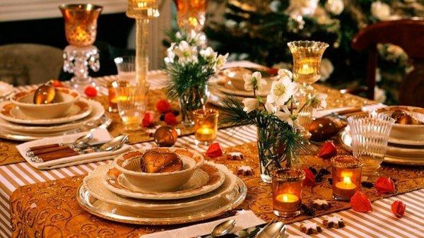 Как удивить Земляную Свинью и собрать новогодний стол.