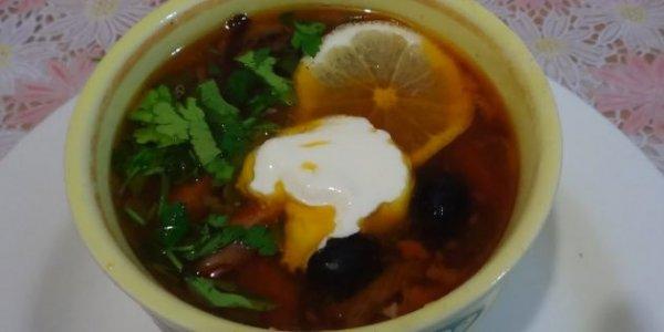 5 секретов, как приготовить ароматную и очень вкусную солянку.(5 рецептов)