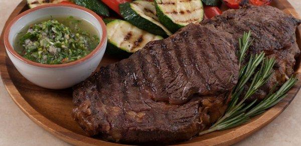 Нежная мраморная говядина. Вкусный ужин на скорую руку.