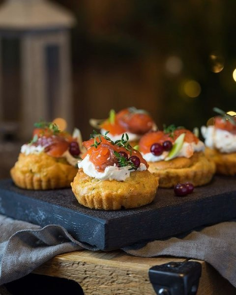 Красивая и оригинальная закуска для новогоднего стола 2019